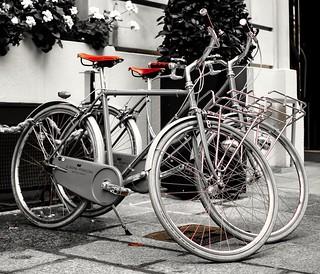 Vélos Royal Monceau Paris