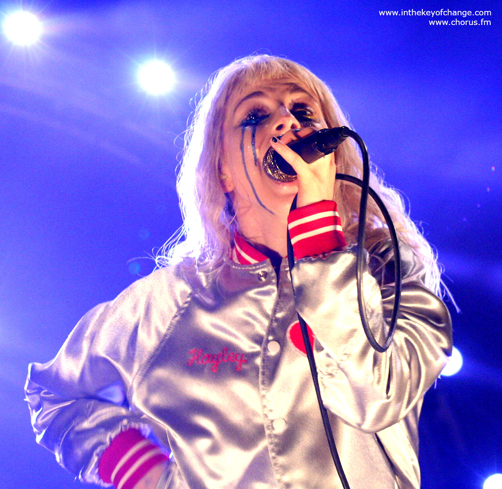 The World's newest photos of paramore and riot - Flickr Hive