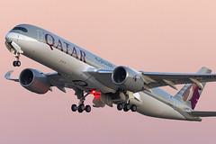 A7-ALN (jmorgan41383) Tags: dfw kdfw a350 a359 airbus a7aln qatar