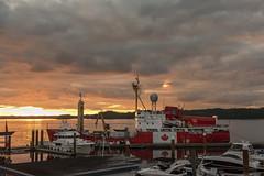 Canada C3 expedition (tmeallen) Tags: polarprince icebreaker harbour canadac3 sunset princerupert coasttocoasttocoast atlantictopacific northwestpassage pacificnorthwest britishcolumbia stormclouds