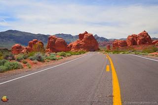Rock Skyline Road - Valley of Fire - Nevada (DTD_6077)