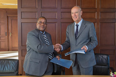 WIPO and Malawi Sign Cooperation Agreement (WIPO   OMPI) Tags: assemblies directorgeneral francisgurry malawi ompi wipo