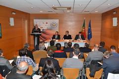 Sessão de lançamento - Projeto n.º 15171 POCI SIAC - Internacionalização da Rede Nacional de CAR