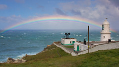 Atlantic Rainbow (Twogiantscoops) Tags: merge sky canon filters landscape photomerge art atlantic southwest effects light westcountry rain luminosity creative chrismarshallsimages sunkissed country seascape cornish west pendeen 5dmk2 photoshop rainbow crowns painterly botallack twogiantscoopsaolcom lighthouse oceanmotion painting creativity cornwall cpfilter manfrotto textural tripod photography waves mines rainfall levels storms clifftop windy project scoopsimages colours seasons atlanticrainbow magnificent rocks pendeenlighthouse tide lee britishheartfoundation ocean wet areyouanorgandonor giftoflife shutterrelease