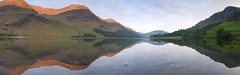 Dawns Early Light (paulypaulpaul1) Tags: buttermere cumbria lakedistrict stillness tranquility polarizer mirrored panorama dawn sunrise early