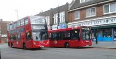 T113 LJ59LYS on 250 / ENL6 LJ07EDF (Unorm001) Tags: t113 t 113 lj59lys lj59 lys lj07edf lj07 edf enl6 enl 6 red london single double deck decks decker deckers buses bus routes route transport for tfl diesel