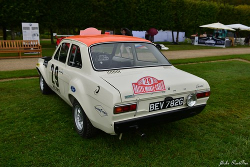 1968 ford escort twin cam mk1 jean francois piot jean todt