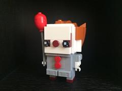 Brickheadz Pennywise (frantises) Tags: brickheadz lego pennywise