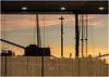 0021-REFLEJOS DE ATARDECER EN EL MUELLE UNO DE MÁLAGA (--MARCO POLO--) Tags: atardeceres ocasos mares costas ciudades rincones siluetas