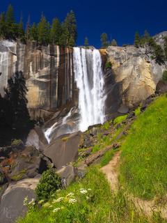 Toward the Falls