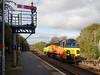 70808 Liskeard (7) (Marky7890) Tags: colasrail 6c36 class70 70808 liskeard cornishmainline freight cornwall train