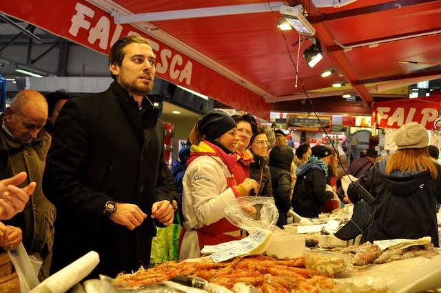 イタリア人シェフと作る本場イタリアン〜プチホームステイ気分(料理教室のオプショナルツアー)