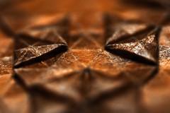 Sleeping beauty (De Rode Olifant) Tags: marjansmeijsters paper sleepingbeauty detail tessellation extendedopenconnection5 hexagon triangle origami paperfolding
