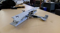 Epic Gotha prototype! (Yitzy Kasowitz) Tags: airplane lego brickmania gotha battlefield1 bomber yitzykasowitz