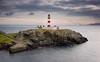 Eilean Glas Lighthouse (JamboEastbourne) Tags: eilean glas lighthouse isle sclpay harris outer hebrides western isles scotland skye wester ross sea