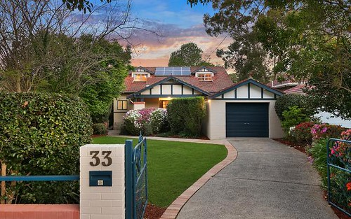 33 Lord St, Roseville NSW 2069