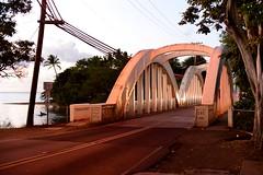 Anahulu Stream Bridge - North Shore (Montauke) Tags: oahu hawaii northshore haleiwa nikondf nikon50mmf14d