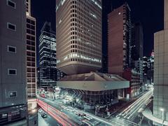 city by night (bart.kwasnicki) Tags: australia cityscape longexposure sydney skyline skycraper nightscape urban architecture architektura miasto
