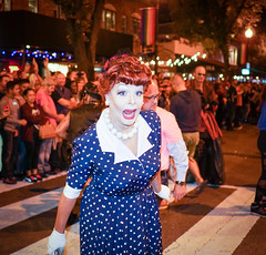 2017.10.24 Dupont Circle High Heel Race, Washington, DC USA 9963
