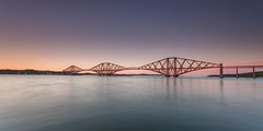 Lothians-13.jpg (Chris_Hoskins) Tags: unescoworldheritagesite wwwexpressionsofscotlandcom scottishlandscapephotography landscape centralscotland scottishlandscape queensferryharbour reflections firthofforth sunrise scotland forthrailbridge