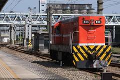 7101A次 柴柴單機回送 (light655) Tags: 新竹 台灣 台鐵 縱貫線 柴油 機車頭 單機 tra taiwan hsinchu railroad r20 r50 diesel