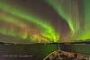 Nordlys Auroral Red Curtains #2 (Amazing Sky Photography) Tags: norway northernlights aurora water ship nordlys hurtigruten roadscholar red curtains oxygen tromsø alberta canada