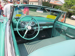 20160819 Californie Pacific Grove - Concours Auto Rally - Chevrolet Bel Air -(1953)-002 (anhndee) Tags: usa californie california pacificgrove voituresanciennes classiccars