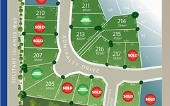 Lot 203 Admiralty Drive - Stage 11, Safety Beach NSW