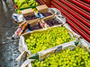 Grapes and bananas (debra booth) Tags: 2017 grandbazaar india pondicherry pudicherry puducherry copyrighted wwwdebraboothcom