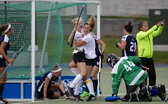 Joy of Scoring (stephencharlesjames) Tags: womens sport ball sports field hockey middlebury college williams ncaa goal score