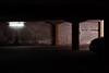 Inhóspito (pcoradini) Tags: garage rosario santa fe provincia ciudad república argentina distrito centro río paraná costanera chevrolet sonic subte sub suelo cochera pared luz humedad rústico paisaje urbano decadencia deterioro old bulding línea coche auto