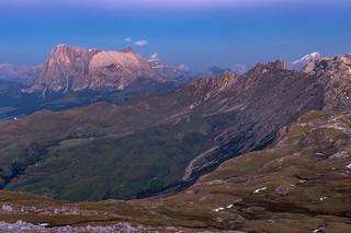 *Alpe di Suisi/Seiser Alm @ Blue Hour*