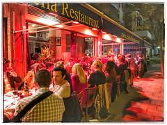 Ciao Bella - Restaurant Pizzeria (FotoFling Scotland) Tags: ciaobella restaurant london bloomsbury italian