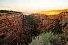 Last Light over  Red Canyon (J-Fish) Tags: redcanyon canyon sunset coloradonationalmonument nationalmonument colorado grandjunction d300s 1685mmvr 1685mmf3556gvr