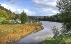 Cotehele Quay, River Tamar, Cornwall (Baz Richardson) Tags: cornwall rivertamar cotehelequay nationaltrust rivers quays