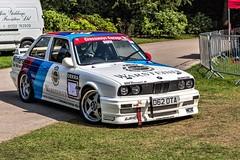 BMW E30 (John Tif) Tags: 2017 bmwe30 crystalpalace car motorspot