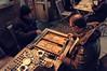 Backgammon and Coffee (seleemdarwish) Tags: street night people backgammon game playing cafe naturallight dark colors art winter europe life sweden gothenburg göteborg nikon 18105mm