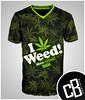 Remera#4 (CBlackDesigns) Tags: remeras remera design cblack cblackdesigns jersey diseños de photoshop cs6 krippy marihuana camiseta