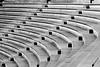Empty (WilliamND4) Tags: stadium empty nopeople curve steps nikond810