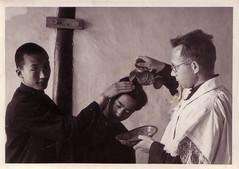 Baptism (Ferencdiak) Tags: keresztelés pap férfiak baptism men priest christianity keresztény