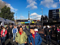 Spurs v Palace - 05 Nov 2017 (Paul-M-Wright) Tags: tottenham hotspur versus crystal palace premier league football match wembley stadium sunday 05 november 2017 thfc cpfc soccer london streets fans footballsupporters londonfootball spurs eagles