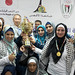 Female Ping Pong and Volleyball Tournaments in Gaza
