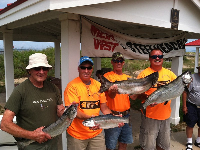 2017 07 06 Manistee Salmon Tournament