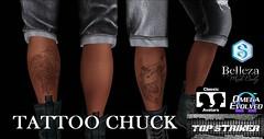 Chuck (Top Striker) Tags: topstriker chuck