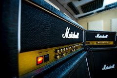 Marshall tube amp (Quetzalcoalt0) Tags: 6d canon 1530mm 1530 tamron full frame wide ultra room tube amp amplifier close up marshall