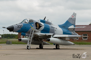 C-FGZS Discovery Air Defence Services McDonnell Douglas A-4N Skyhawk