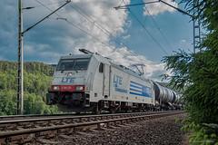 BR185 LTE - SASSONIA (Giovanni Grasso 71) Tags: traxx e186 br186 lte sassonia nikon d610 giovanni grasso