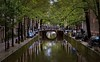 Amsterdam (richard.scott1952) Tags: alley architecture building stone carving decoration scrollwork ornate solid old vintage bridge amsterdam holland netherlands europe city cityscape bicycle bike bus boat canal culture heritage history tradition travel tourist trip scene scenic view fuji xpro