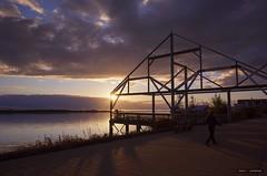 Framed (Clayton Perry Photoworks) Tags: vancouver bc canada richmond steveston fall autumn explorebc explorecanada sunset