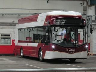 Lothian Buses - 00288 - SK67FLG - Lothian-Buses20170891